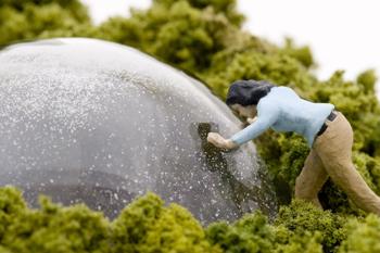 Нетрадиционный подход кфигуркам встеклянном шаре. Изображение № 19.