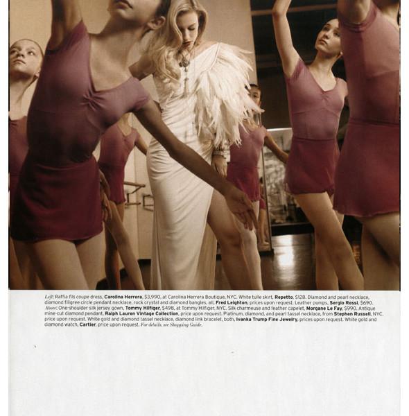 Изображение 26. Dance, dance, dance: 10 съемок, вдохновленных балетом.. Изображение № 20.