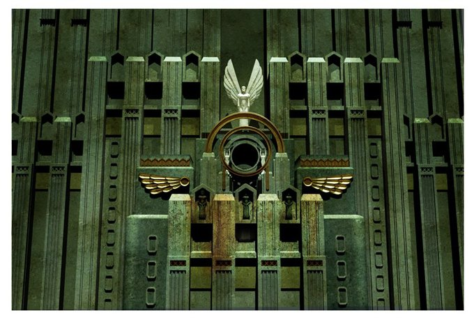 Опубликованы концепт-арты экранизации Bioshock. Изображение № 7.