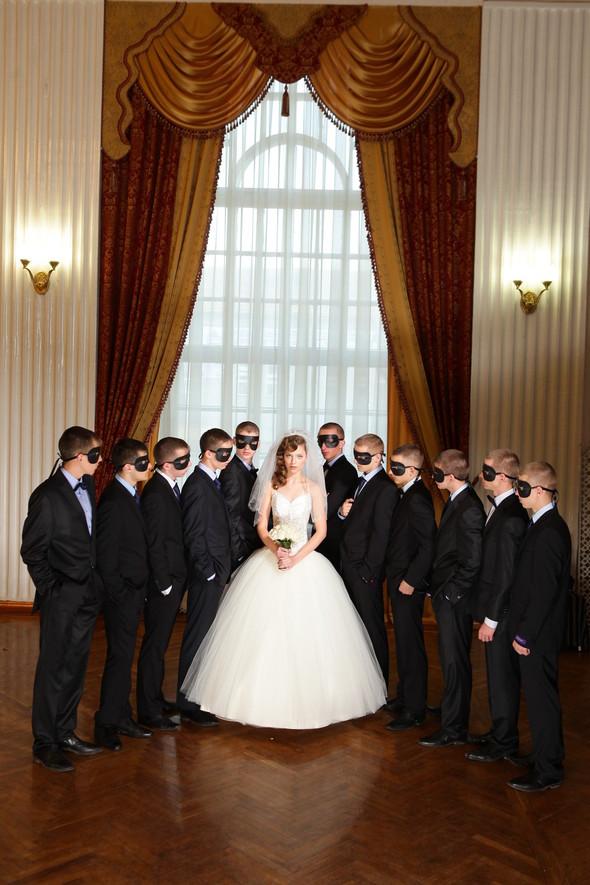 Съемка: свадебные платья. Изображение № 8.