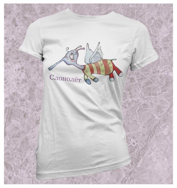 Изображение 25. Принтовые футболки.. Изображение № 25.