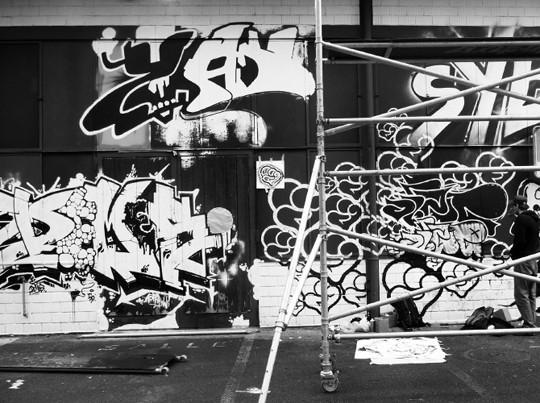 PBK9, художественная выставка в Лозанне, Швейцария. Изображение № 34.