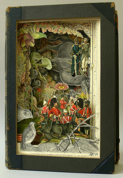 Книжные работы Alexander Korzer-Robinson. Изображение № 13.