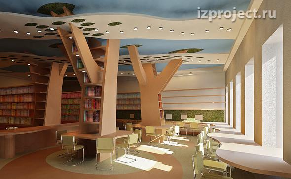 Проект интерьеров школы в Медельине. Изображение № 8.