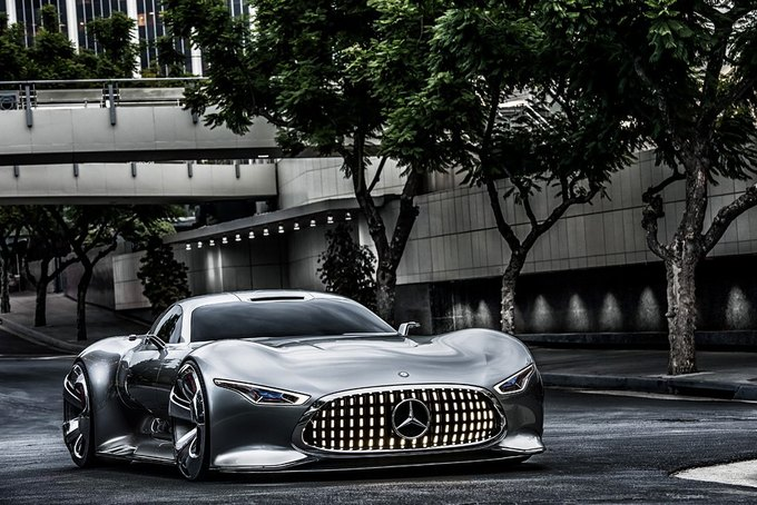 Mercedes-Benz разработала концепт спорткара для новой части Gran Turismo. Изображение № 12.