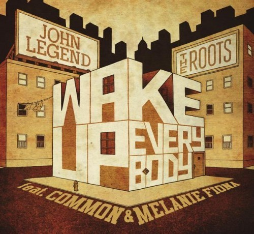 "John Legend & The Roots ""Wake up everybody"". Изображение № 1."
