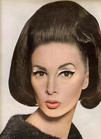 Изображение 46. Мода 60х: макияж.. Изображение № 46.