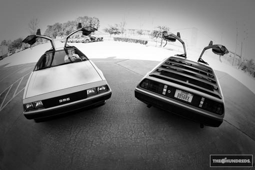 DeLorean. Автомобиль-легенда. Часть 1. Изображение № 1.