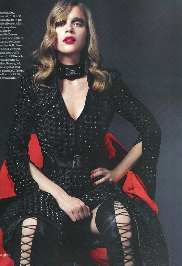 Съёмка: Ким Норда для Elle. Изображение № 9.