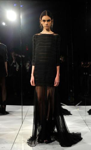 Lublu Kira Plastinina FW 2011 на показе на Нью-Йоркской неделе моды. Изображение № 14.
