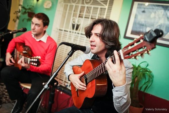 Каждый вечер в ресторане O!CUBA выступления музыкантов (4-11 мар). Изображение № 1.