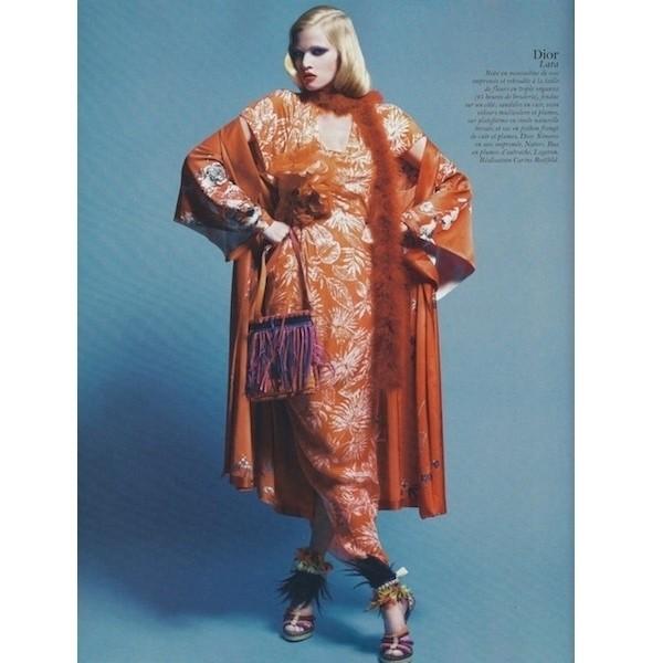 Изображение 27. Съемки: Harper's Bazaar, Industrie, Vogue и другие.. Изображение № 74.