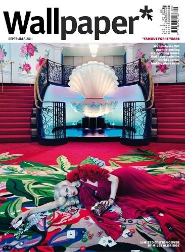 23 обложки с вещами из коллекции Gucci FW 2011. Изображение № 43.