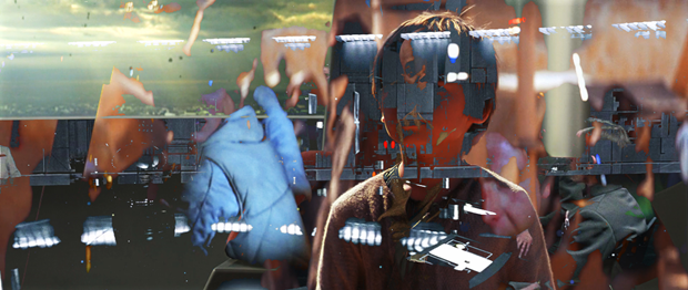 Режиссёр наложил все «Звёздные войны» друг на друга. Изображение № 3.