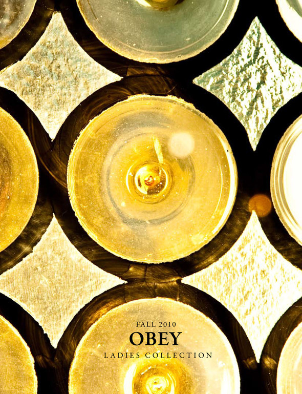 OBEY FALL 2010. Изображение № 18.