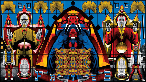 Gilbert & George – Light headed. Изображение № 7.