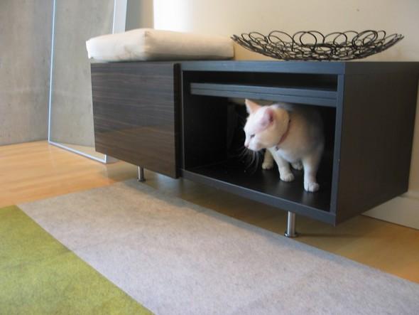 IKEA - интерьер для котов. Изображение № 22.
