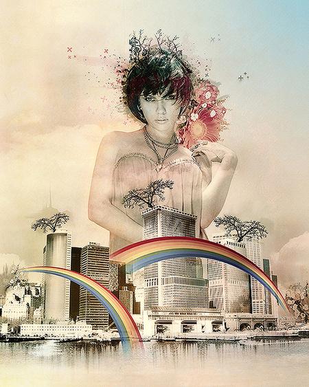 Работы голландского цифрового художника Eric Oosterhof. Изображение № 10.