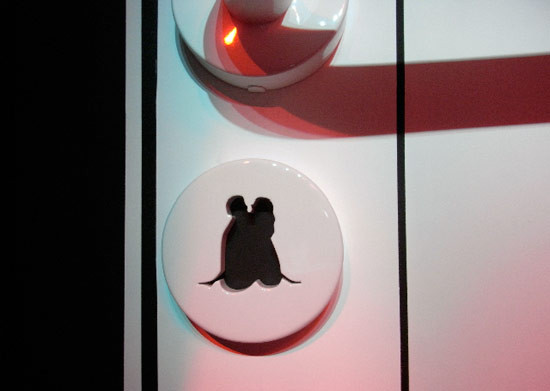 6 эротических дизайнов интерьера. Изображение № 2.