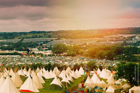 Glastonbury. Моменты. Изображение № 33.