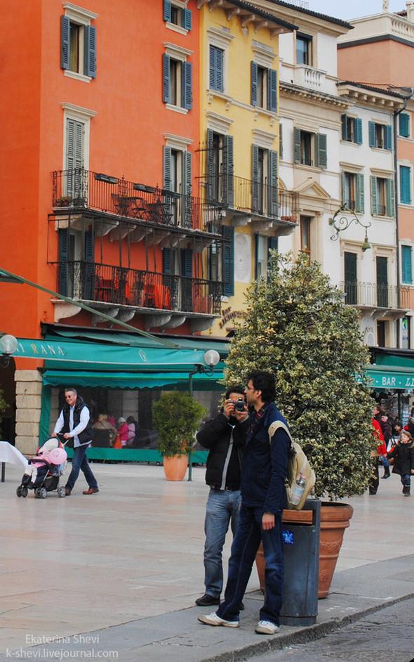 Верона. Италия. Изображение № 49.