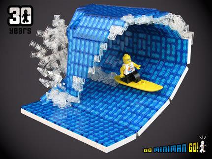 48 креативных LEGO творений. Изображение № 39.
