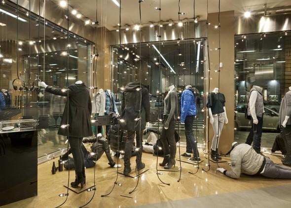 Инсталляция Лиззи Бугатсос (Gang Gang Dance) для Calvin Klein. Изображение № 4.