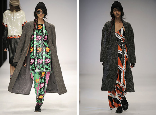 London Fashion Week AW 10: День пятый. Изображение № 16.