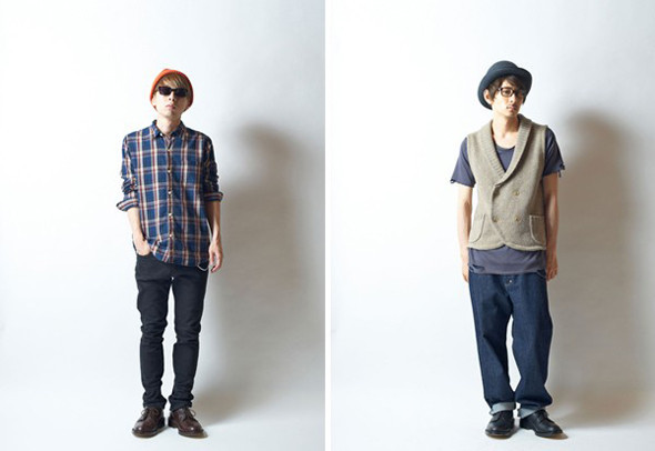 Victim Fall/Winter2012 Collection Lookbook. Изображение № 6.