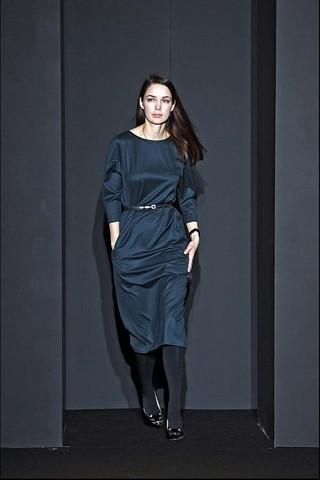 Алена Ахмадуллина на Парижской неделе моды. Изображение № 30.
