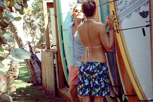 Strong Boalt Swimwear Summer 2010. Изображение № 3.