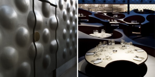 Место есть: Новые рестораны в главных городах мира. Изображение № 85.