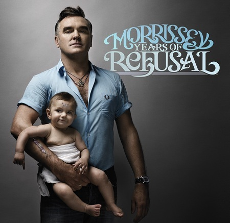 MORRISSEY – YEARS OF REFUSAL. Изображение № 1.
