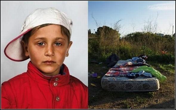 """Изображение 3. Документальный фотопроект """"Где спят дети """".. Изображение № 2."""