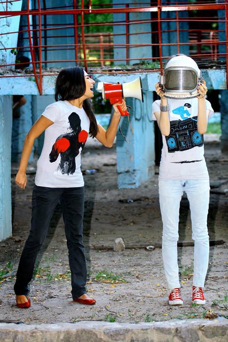 SHUTTLE – Интернет-магазин космических футболок. Изображение № 5.