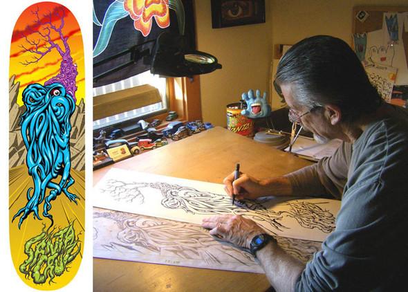 Наушники Skullcandy с новым дизайном от Jim Phillips. Изображение № 4.
