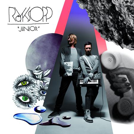 Röyksopp – Junior [2009]. Изображение № 1.