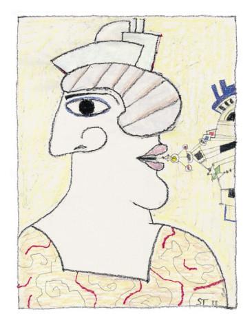 10 иллюстраторов журнала New Yorker. Изображение №43.