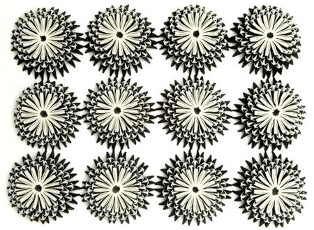 Текстильное оригами. Изображение № 4.