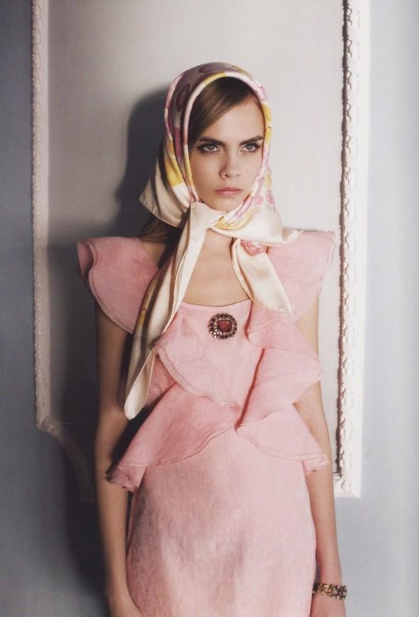 Съёмки: Elle, Vogue и другие. Изображение № 28.