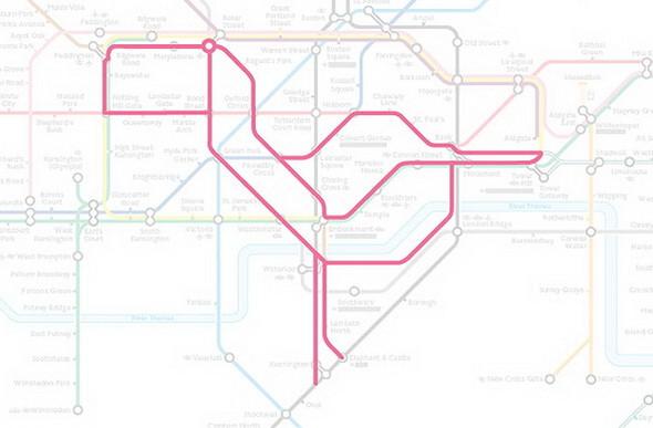 Осторожно! Звери в лондонском метро!. Изображение № 11.