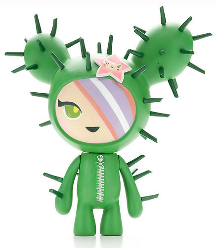 Изображение 1. Дизайнерские игрушки tokidoki.. Изображение № 1.