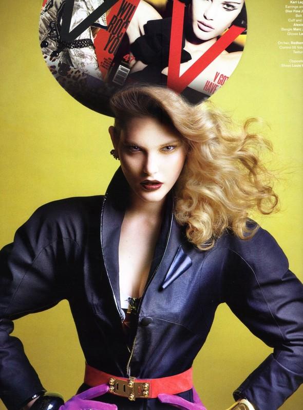 Потрясающая фотосессия вV Magazine Spring 09. Изображение № 1.