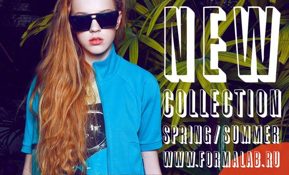 Новая фотосессия коллекции Spring-Summer 2012 от Formalab. Изображение № 32.