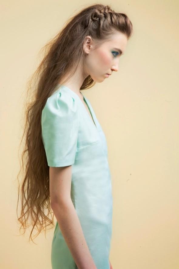 """Коллекция ANaзarova """"BLOSSOM"""" Summer 2012 для BACKSTAGE showroom. Изображение № 3."""