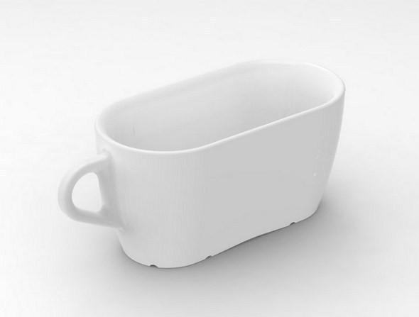 Изображение 3. Предмет: Серия из 30 кофейных чашек.. Изображение № 3.