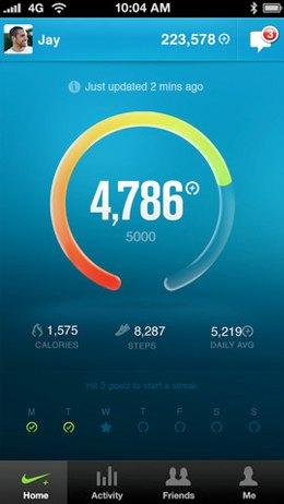 Jawbone, Fitbit, Nike:  3 мнения о браслетах-трекерах. Изображение № 10.