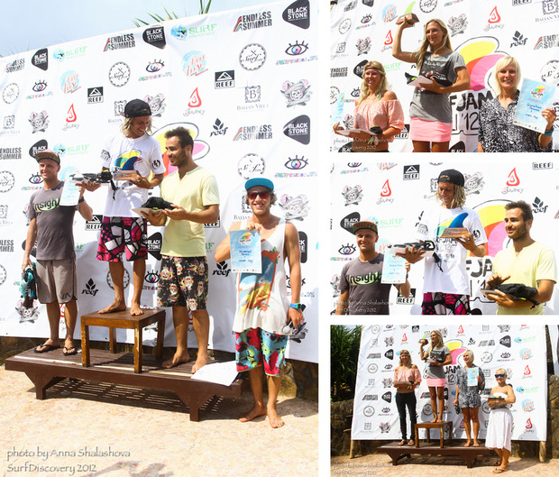 Результаты российских соревнований по серфингу Surf Jam Bali 2012. Изображение № 31.