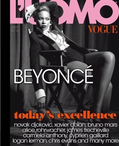 Изображение 6. Обложки: Acne Paper, L'Uomo Vogue, Visionaire и другие.. Изображение № 4.