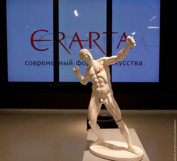 Ночь музеев в НИИ Эрарта. Как это было. Изображение № 1.